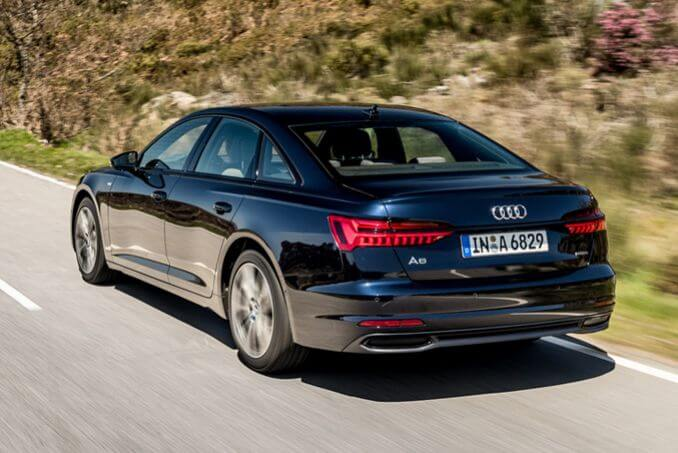 Image 4: Audi A6 Saloon 45 Tfsi Quattro Black Edition 4dr S Tronic
