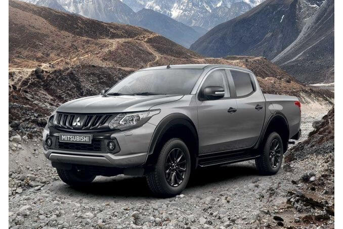 Video Review: Mitsubishi L200 Special Editions Double CAB DI-D 181 Challenger 4WD Auto