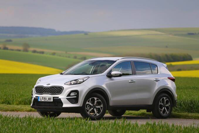 Video Review: KIA Sportage Estate 1.6 GDI ISG 1 5dr