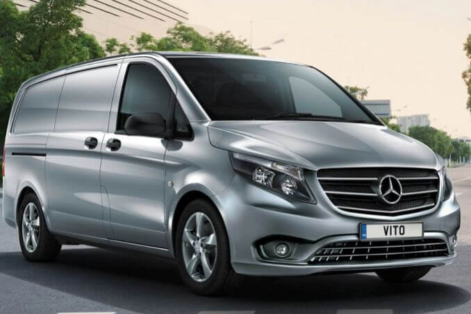 Video Review: Mercedes-Benz Vito L2 Diesel RWD 114CDI Premium VAN