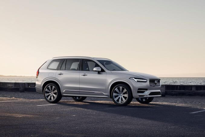 Image 3: Volvo XC90 Diesel Estate 2.0 B5D [235] Momentum 5dr AWD Geartronic