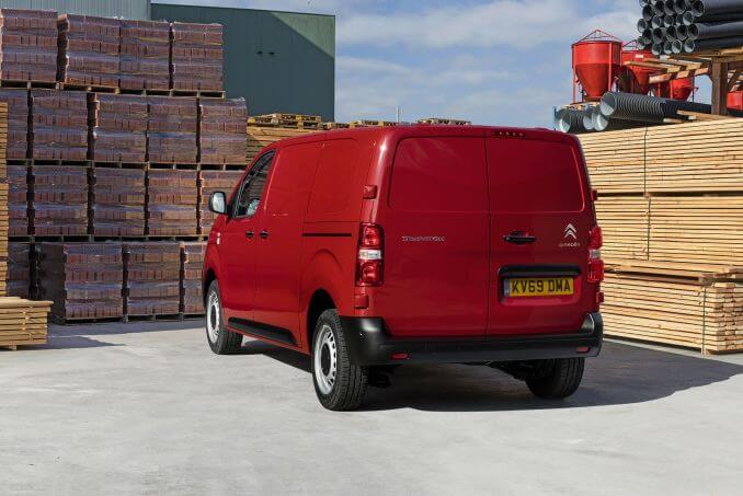 Image 3: Citroen Dispatch XS Diesel 1000 1.5 Bluehdi 100 VAN Enterprise