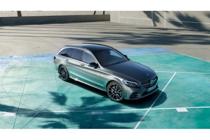 Video Review: Mercedes-Benz C Class Estate C200 4matic AMG Line Edition 5dr 9G-Tronic