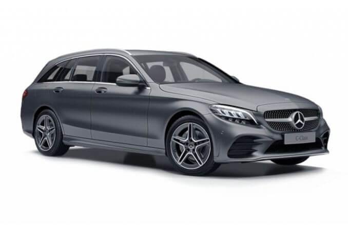 Image 2: Mercedes-Benz C Class Estate C200 4matic AMG Line Edition 5dr 9G-Tronic