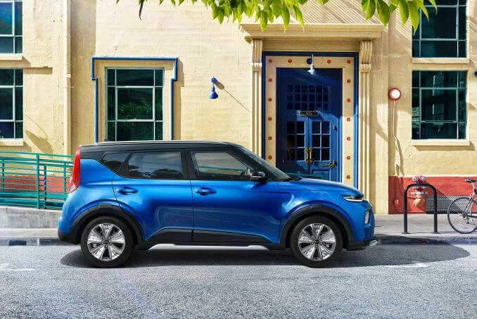 Image 2: KIA Soul Electric Hatchback 150KW First Edition 64KWH 5dr Auto