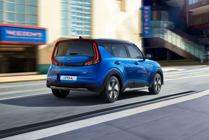 Image 3: KIA Soul Electric Hatchback 150KW First Edition 64KWH 5dr Auto