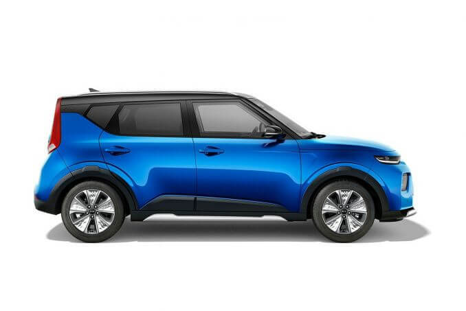 Image 5: KIA Soul Electric Hatchback 150KW First Edition 64KWH 5dr Auto