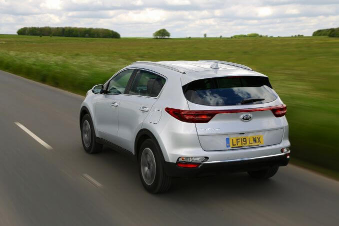 Video Review: KIA Sportage Diesel Estate 1.6 Crdi 48V ISG 2 5dr DCT Auto