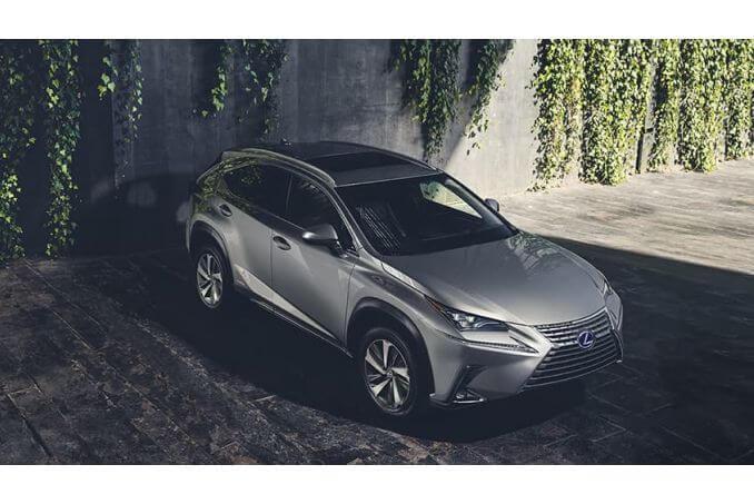 Image 4: Lexus NX Estate 300H 2.5 5dr CVT [sport Pack]