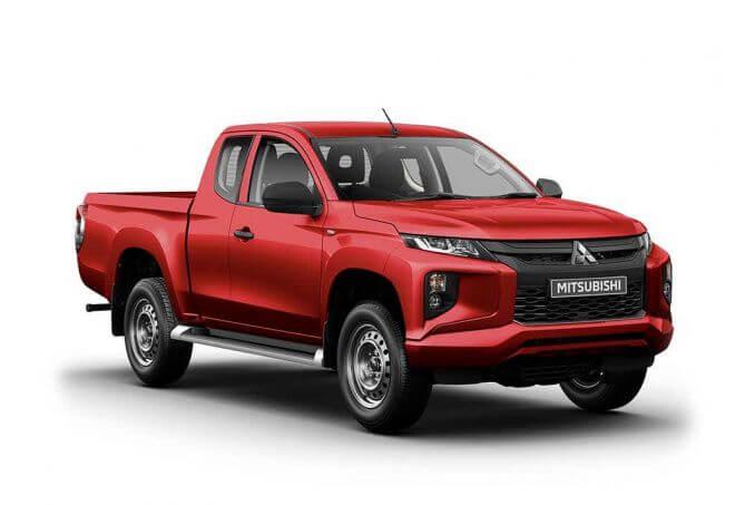 Video Review: Mitsubishi L200 Diesel Club CAB DI-D 151 4life 4WD