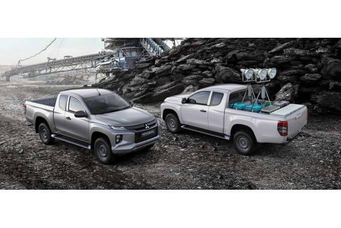 Image 2: Mitsubishi L200 Diesel Club CAB DI-D 151 4life 4WD
