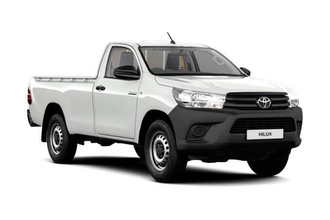 Image 1: Toyota Hilux Diesel Active Pick UP 2.4 D-4D [3.5T TOW]