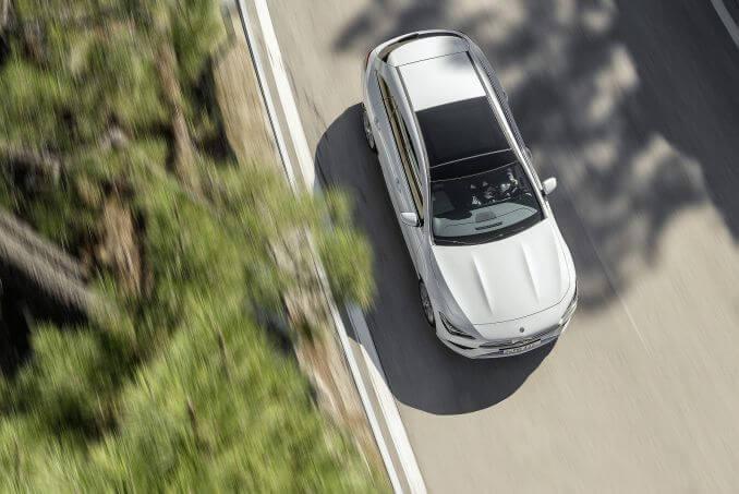 Image 3: Mercedes-Benz CLA Class Shooting Brake CLA 180 AMG Line 5dr TIP Auto