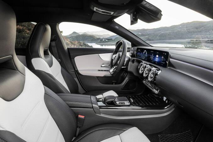 Image 2: Mercedes-Benz CLA Class Shooting Brake CLA 180 AMG Line 5dr TIP Auto