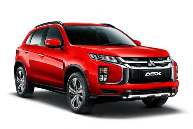 Image 3: Mitsubishi ASX Estate 2.0 Dynamic 5dr