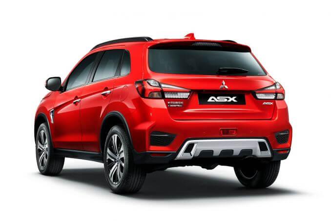 Image 4: Mitsubishi ASX Estate 2.0 Dynamic 5dr