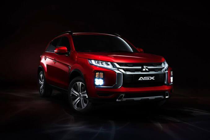 Image 6: Mitsubishi ASX Estate 2.0 Dynamic 5dr