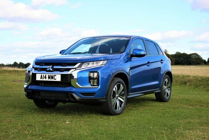 Video Review: Mitsubishi ASX Estate 2.0 Dynamic 5dr