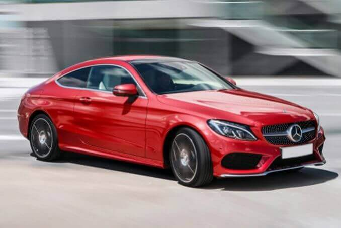 Image 3: Mercedes-Benz C Class Coupe C200 AMG Line 2dr 9G-Tronic