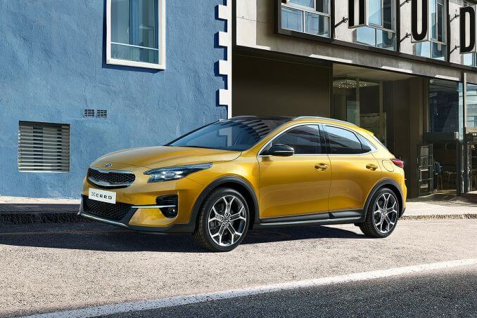 Video Review: KIA Xceed Hatchback 1.4T GDI ISG 3 5dr DCT