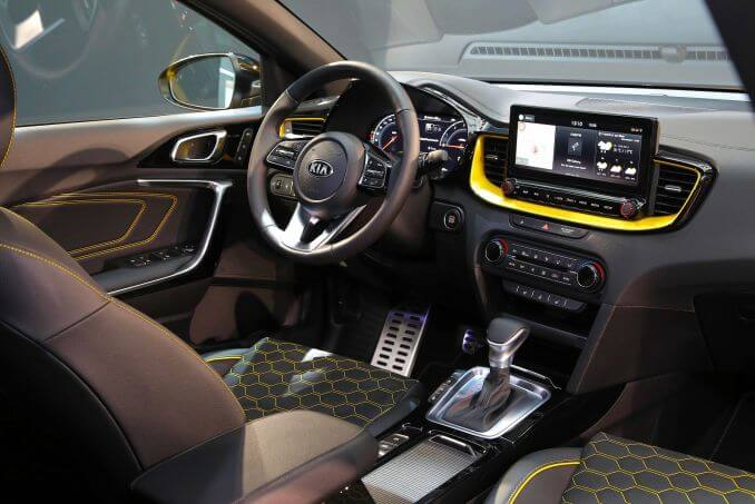 Image 6: KIA Xceed Hatchback 1.0T GDI ISG 2 5dr