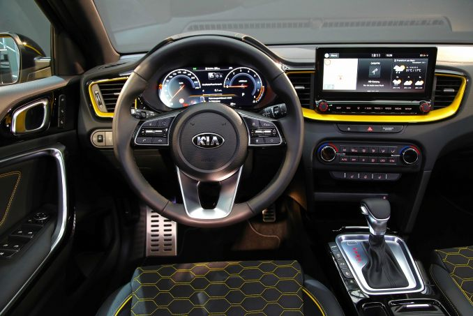 Image 4: KIA Xceed Hatchback 1.4T GDI ISG 3 5dr DCT
