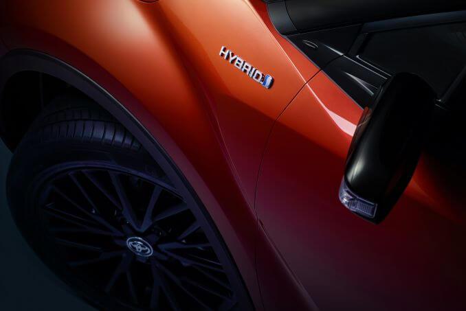 Image 3: Toyota C-HR Hatchback 1.8 Hybrid Icon 5dr CVT