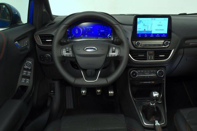 Image 3: Ford Puma Hatchback 1.0 Ecoboost Hybrid Mhev Titanium 5dr