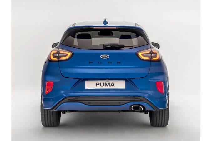 Image 4: Ford Puma Hatchback 1.0 Ecoboost Hybrid Mhev Titanium 5dr