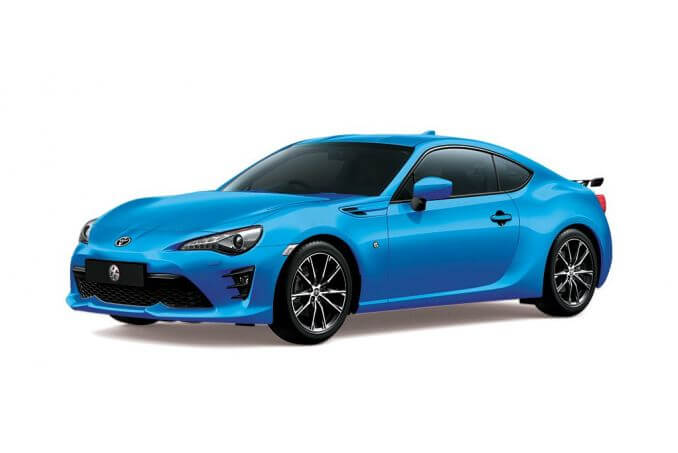 Image 2: Toyota GT86 Coupe Special Edition 2.0 D-4S Blue Edition 2dr