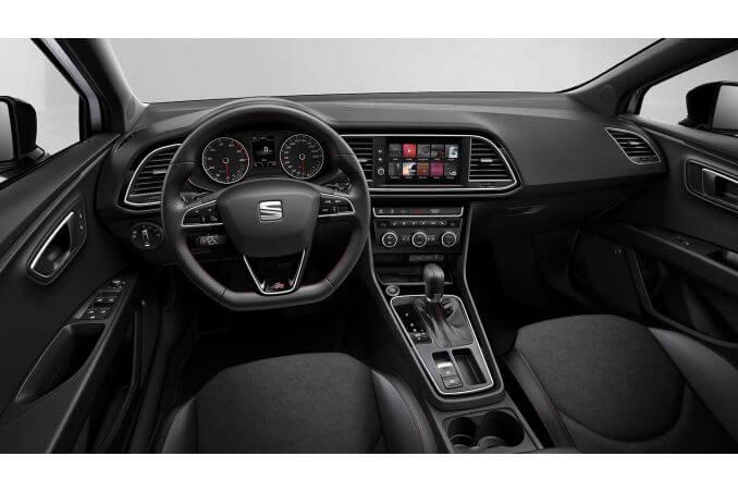 Image 5: Seat Leon Hatchback 1.5 TSI Evo FR Black Edition [EZ] 5dr