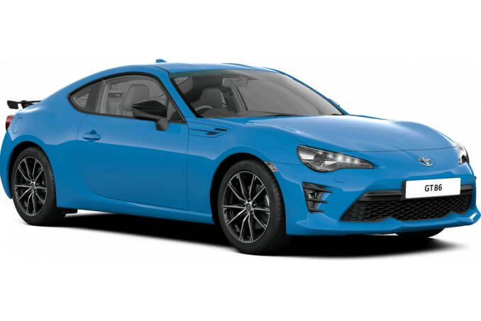 Video Review: Toyota GT86 Coupe Special Edition 2.0 D-4S Blue Edition 2dr