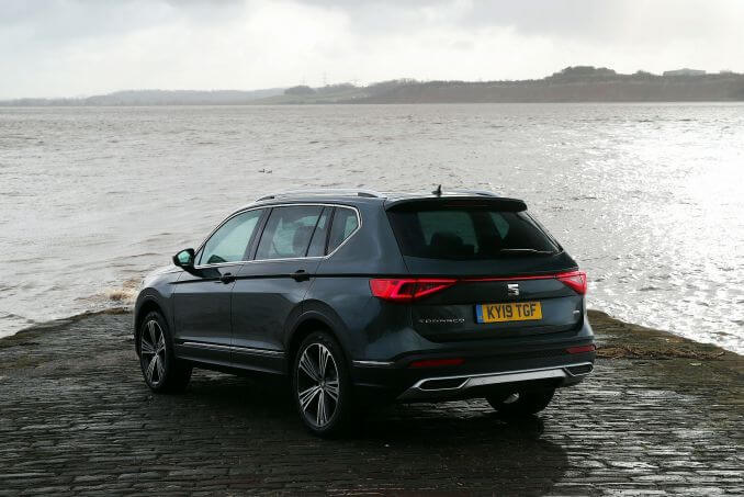 Image 6: Seat Tarraco Diesel Estate 2.0 TDI SE Technology 5dr