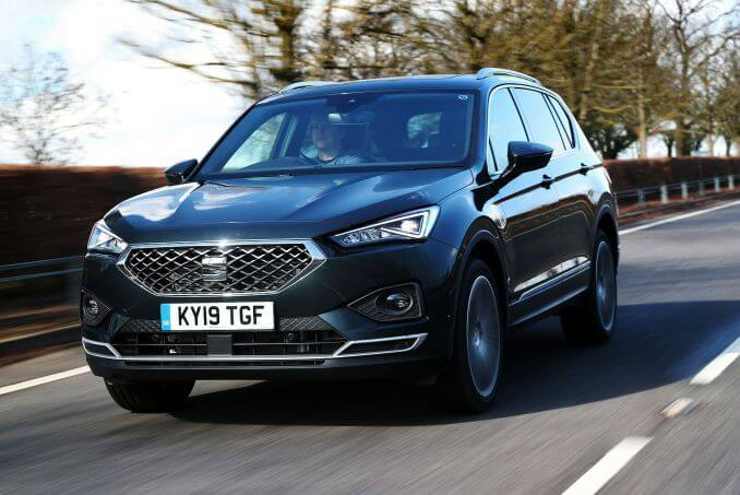 Video Review: Seat Tarraco Diesel Estate 2.0 TDI SE Technology 5dr