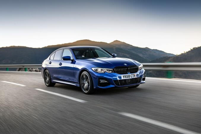 Video Review: BMW 3 Series Diesel Saloon 320D M Sport 4dr Step Auto