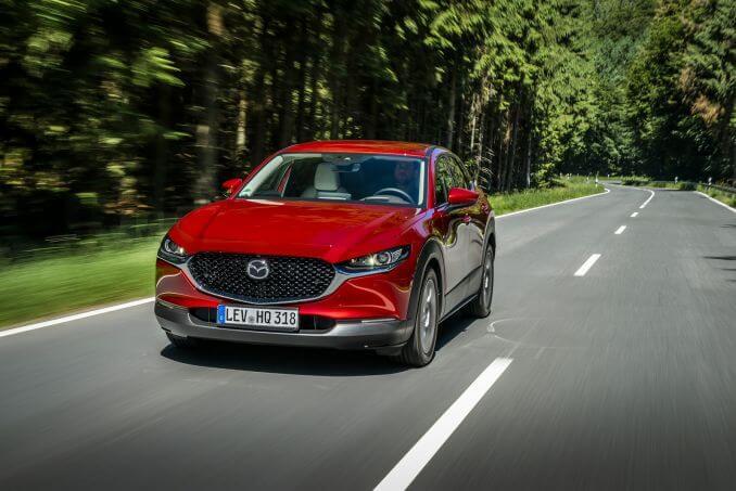 Image 6: Mazda CX-30 Hatchback 2.0 Skyactiv-G Mhev SE-L 5dr