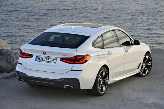 Image 3: BMW 6 Series Gran Turismo Diesel Hatchback 620D M Sport 5dr Auto