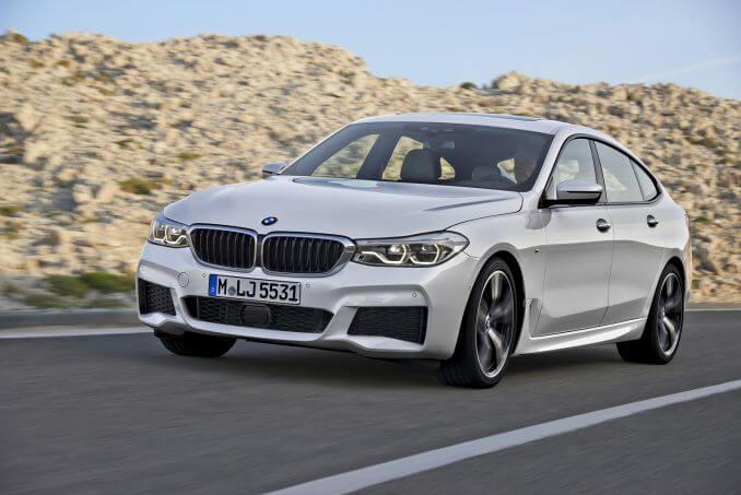 Image 4: BMW 6 Series Gran Turismo Diesel Hatchback 620D M Sport 5dr Auto