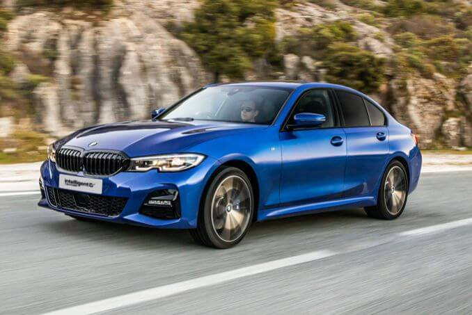 Video Review: BMW 3 Series Saloon 320I M Sport 4dr Step Auto
