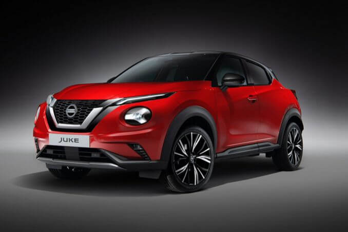 Video Review: Nissan Juke Hatchback 1.0 DIG-T Visia 5dr