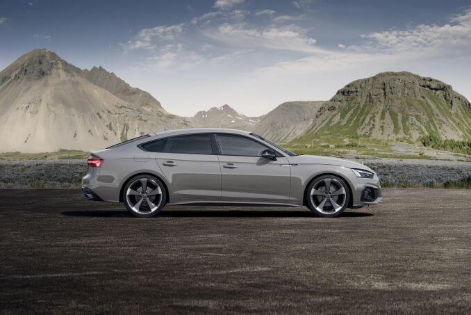 Image 3: Audi A5 Sportback 35 Tfsi Black Edition 5dr S Tronic