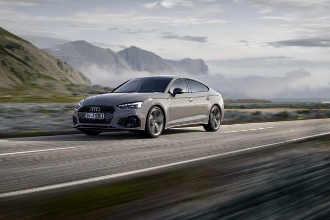 Image 6: Audi A5 Sportback 35 Tfsi Black Edition 5dr S Tronic