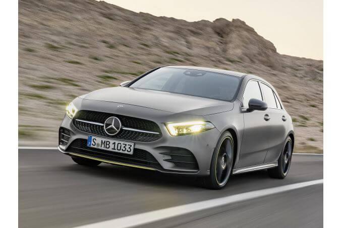 Image 3: Mercedes-Benz A Class Hatchback A200 AMG Line 5dr Auto
