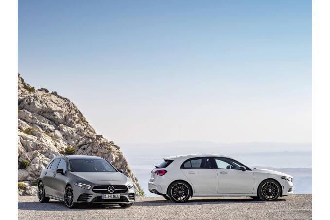 Image 5: Mercedes-Benz A Class Hatchback A200 AMG Line 5dr Auto