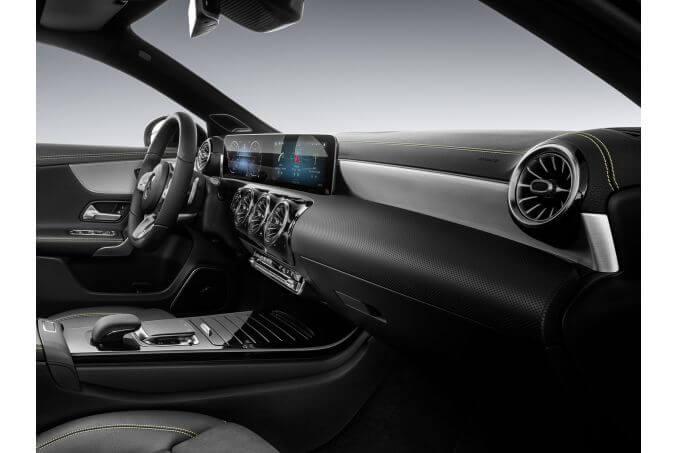 Image 2: Mercedes-Benz A Class Hatchback A200 AMG Line 5dr Auto