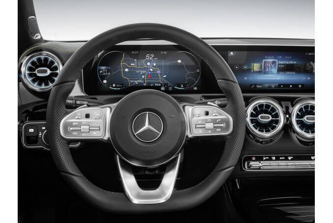 Image 6: Mercedes-Benz A Class Hatchback A200 AMG Line 5dr Auto