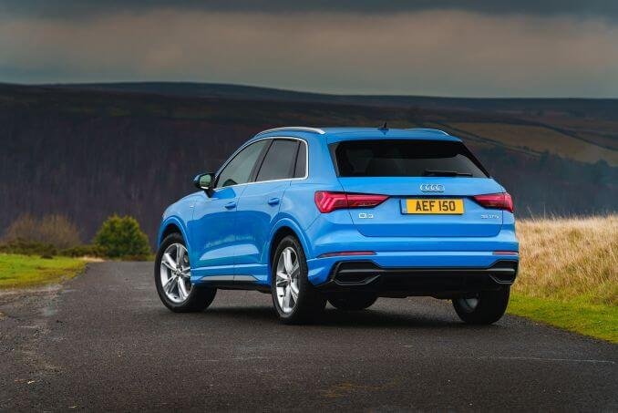 Image 2: Audi Q3 Estate Special Editions 35 Tfsi Edition 1 5dr S Tronic [C+S Pack]