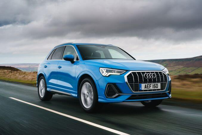 Image 3: Audi Q3 Estate Special Editions 35 Tfsi Edition 1 5dr [comfort+sound Pack]