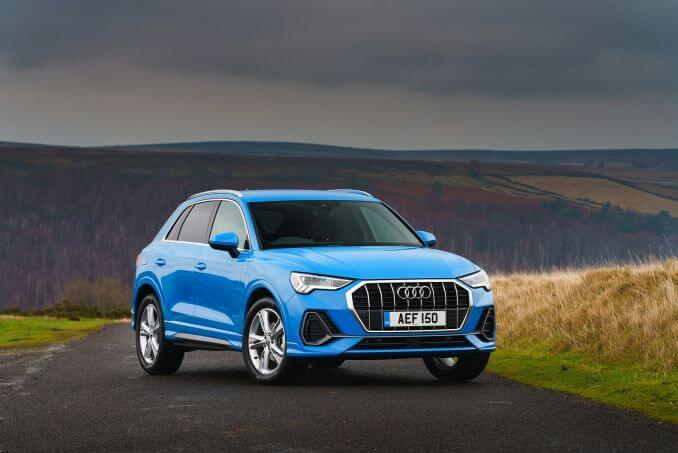 Video Review: Audi Q3 Diesel Estate 35 TDI Quattro Sport 5dr