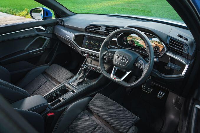 Image 3: Audi Q3 Diesel Estate 35 TDI Quattro Sport 5dr